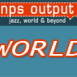 Internetradio luisteren via Muziekzender NPS Output - WORLD