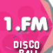 Internetradio luisteren via Muziekzender 1FM Disco Ball